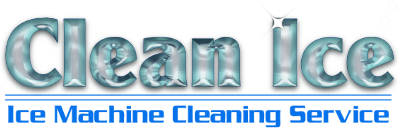 We Clean Ice Logo