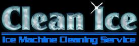 We Clean Ice Logo